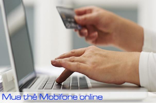 Mua thẻ cào Mobifone