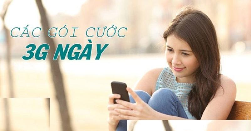 Giới thiệu chung về gói cước 3G viettel