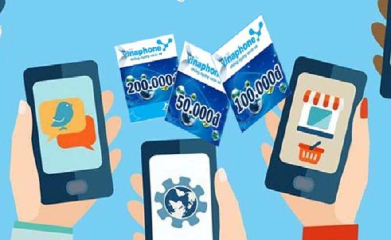 Cách mua thẻ Vinaphone bằng SMS