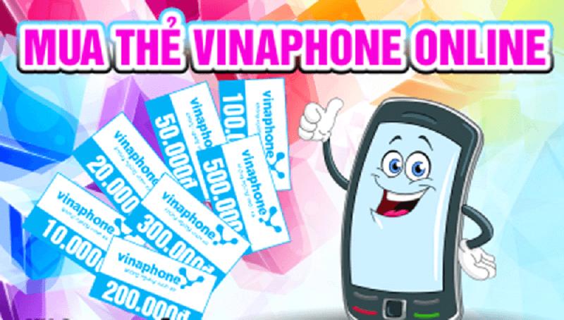 Cách mua thẻ Vinaphone online