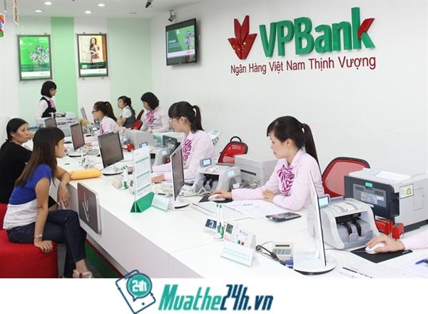 Nạp tiền điện thoại VPBank