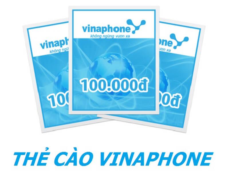 Cơ hội nhận khuyến mại khi mua thẻ vinaphone