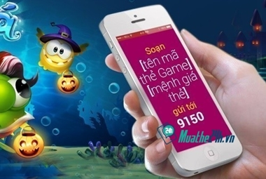 Tìm hiểu dịch vụ mua thẻ game của Viettel bằng cú pháp SMS