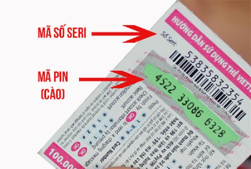 Tìm hiểu chung về mã số seri trên thẻ điện thoại
