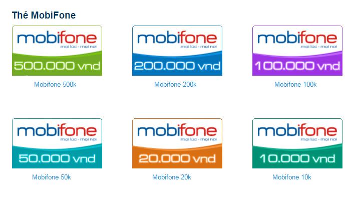 Các cách mua thẻ điện thoại mobifone phổ biến nhất hiện nay