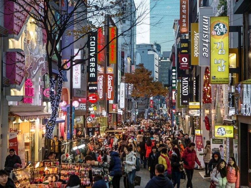 Xu thế mua thẻ điện thoại ở Hàn Quốc trong năm 2019