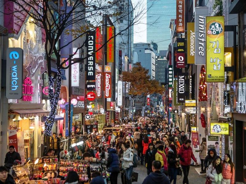 Cập nhật nhanh chóng xu thế mua thẻ điện thoại ở Hàn Quốc