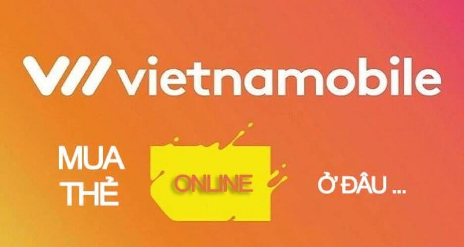 lưu ý khi mua thẻ điện thoại vietnamobile online