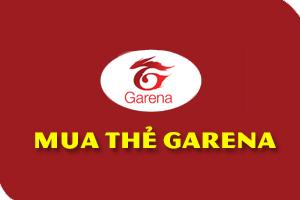 Chiết khấu thẻ Garena
