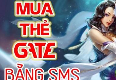 Mua thẻ Gate SMS Viettel đơn giản và dễ dàng thực hiện nhất