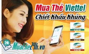 Mua thẻ Viettel qua mạng nhanh như việc lương đến rồi đi