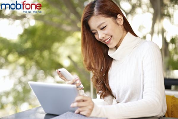 Nạp tiền điện thoại Mobifone phổ biến