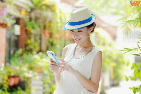 Nạp tiền điện thoại Vietnamobile online dễ dàng
