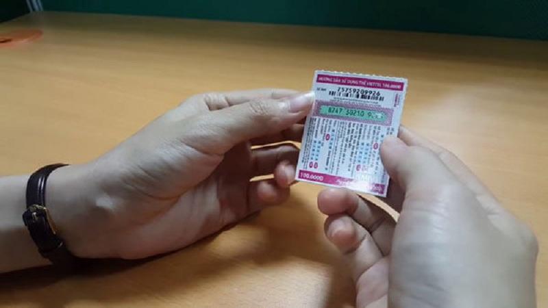 """Cách lấy số seri thẻ Viettel khi bị mất bằng cách """"cứu trợ"""" tới tổng đài"""