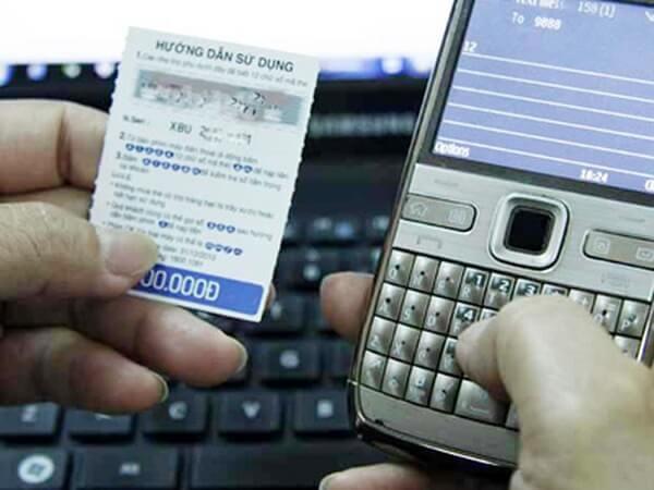 Tại sao không nạp được thẻ điện thoại Mobifone/Vina/Viettel